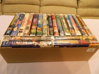 Children s VHS Tapes   19