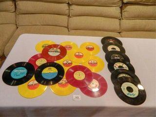 Children s Records 14  45 s 6