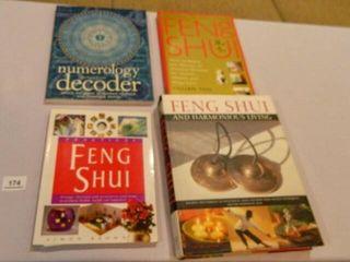 Feng Shui Books 3  Numerology 1