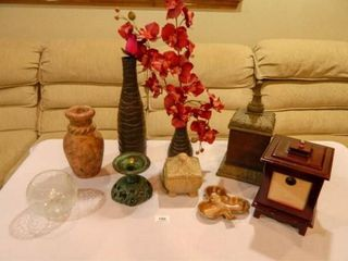 Home Decor  Vases  Containers