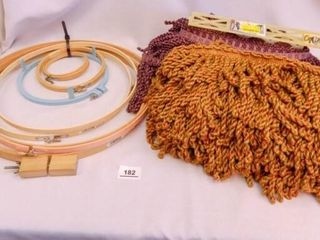 Embroidery Hoops   Craft Fringe