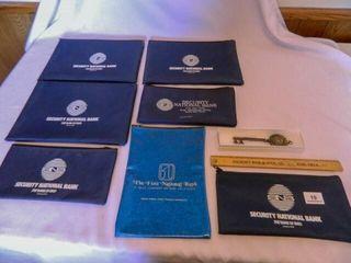 Bank Bags  Security National Bank