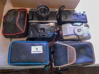 Cameras   4  Sure Shot 60 Zoom