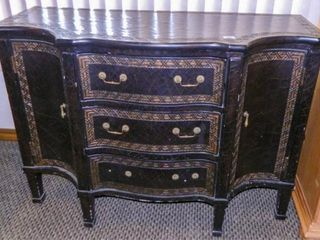 Console Table w Drawers