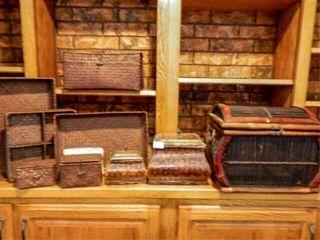 Decorative Boxes   Baskets