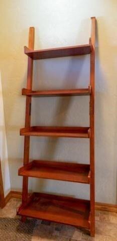 ladder Type Shelf Unit