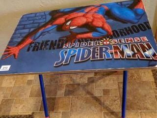 Spiderman TV Activity Tray