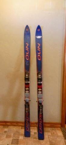 Olin Catalyst Sidecut Snow Skis