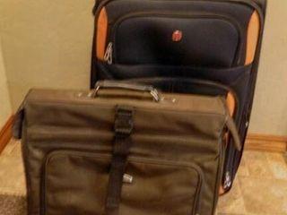 Roll a Round luggage Piece