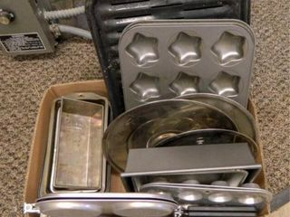 Baking Pans Assorted
