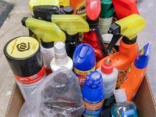 Car Cleaning Supplies  Sunscreen