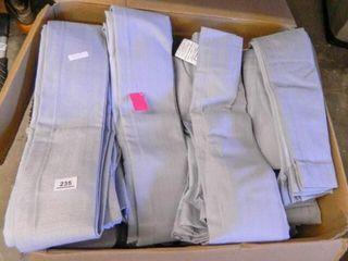 linen Drapes  20  Most 61  X 96