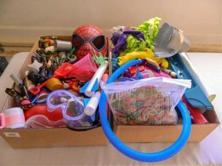 Toy Assortment 2 Boxes
