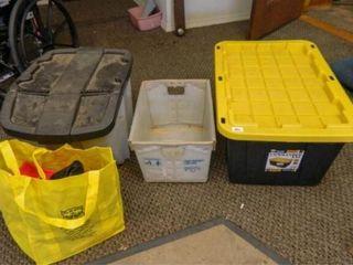 Storage Tubs 2  Postal Service Tub