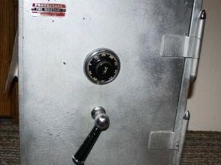 Small Protectall Fire Resistant Safe