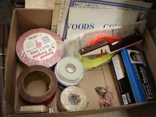 Oklahoma County maps  Tape  Masks  sharpeners