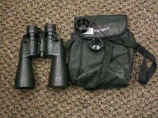 Barska Binoculars in bag
