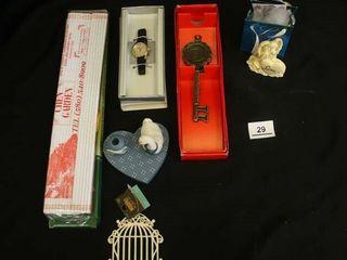 Small Decorative Items  Convention Hall Key
