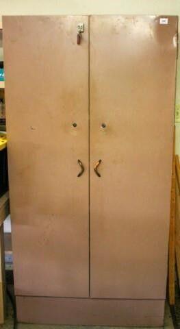 large Metal locking storage Cabinet