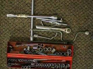 Mostly Craftsman Socket set and lug Wrench