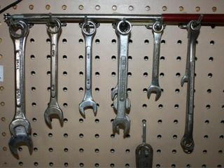 Open Ended Wrenches