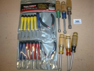 Task Force Precision Tool Kit  Nut Driver Set