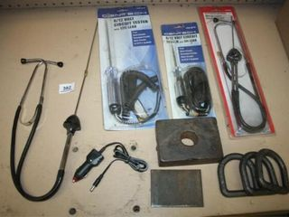 Mechanics Stethoscopes 2  Circuit Testers