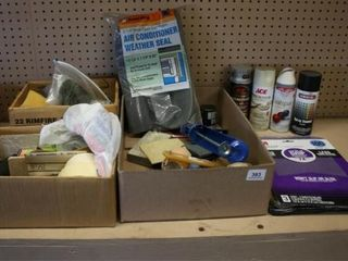 Paint and Painting Supplies  weatherstripping