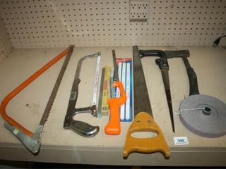 Hand Saws and Extra Blades