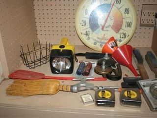 Magnets  Tape Measures  Thermometer