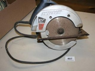 Skilsaw 6 1 2  Blade Circular Saw