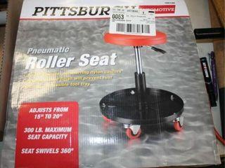 Pittsburgh Pneumatic Roller Seat