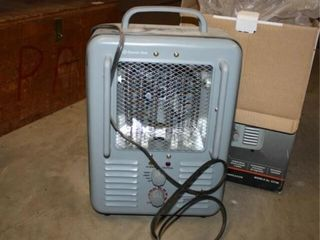 Comfort Zone Electric Heater