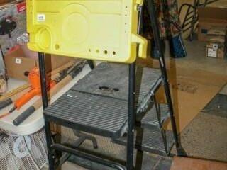 Folding Household ladder 5ft