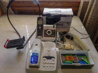 V Tech   Uniden Cordless Phones