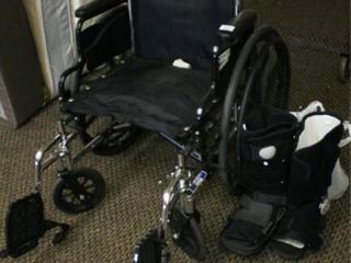Wheelchair  walking Boots
