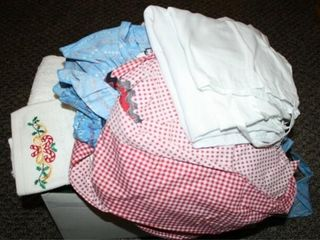 Aprons  Decorative Dish Towels