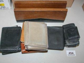 Men s Wallets  Desk Envelope Holder