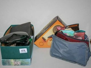 Hair Dryer in box  Glasses Cases  Calculator