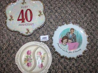 Decorative Plates  Small Pitcher
