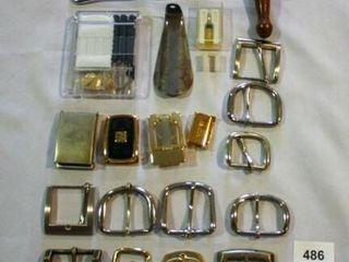Belt replacement buckles  Shoe accessories