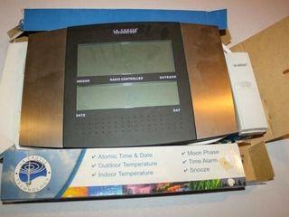 laCrosse Clock  Remote included