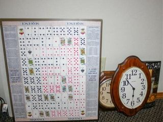Wall Items  Puzzle  Sequence Board