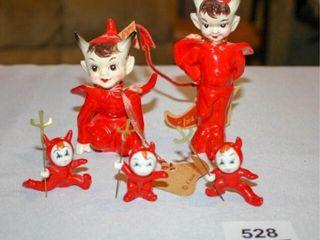 Kreiss  I m a little Devil  Family  1955