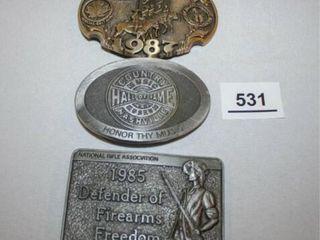 Calgary Stampede 1987  NRA