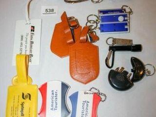 luggage Tags  Keychain tools