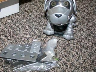 Electronic Robo Dog