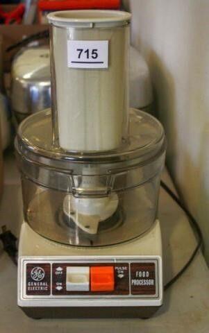 Food Processor  GE