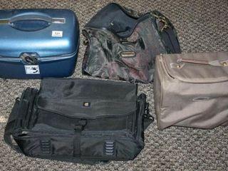 Trav el Bags  Computer  make up