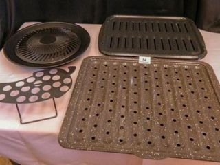 Broiling Pans  Pepper Stand Baker